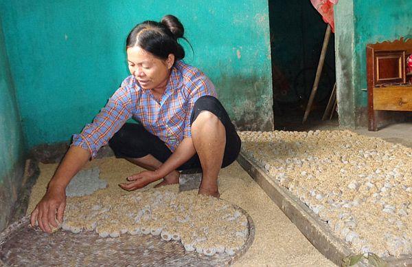 Làng nghề nấu rượu Kiên Lao Nam Định