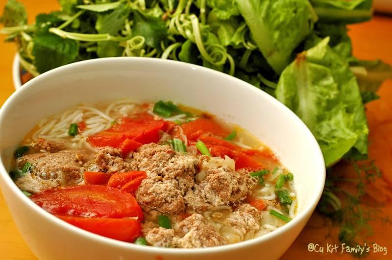 Bún Riêu Cua Nam Định