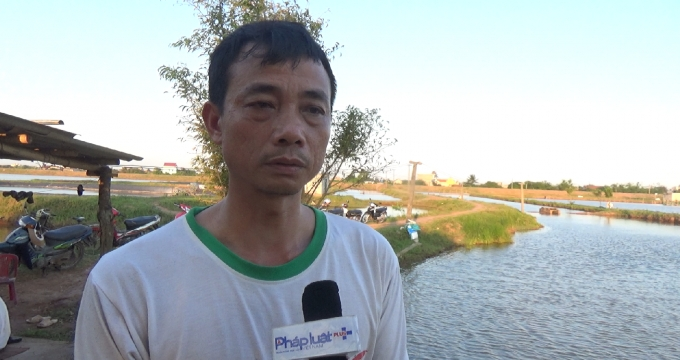 Ông Trần Văn Thắng - Nhân chứng của vụ việc