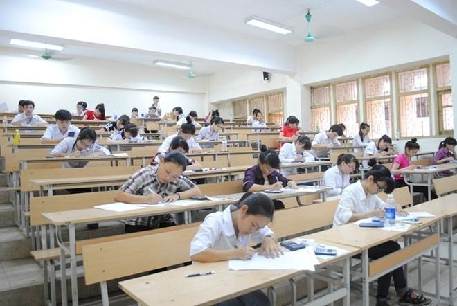 Môn thi Vật lý chiều nay được nhiều thí sinh đánh giá là có tính phân loại cao, để đạt điểm khá không phải là dễ.