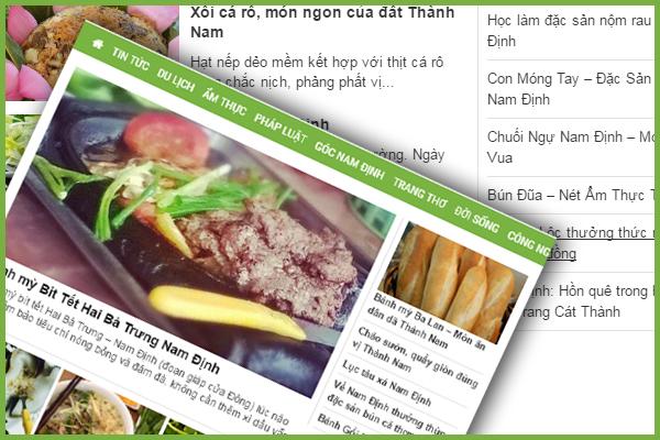 22 Món quà vặt ngon nổi tiếng của đất Nam Định – Bạn đã thử hết chưa ?