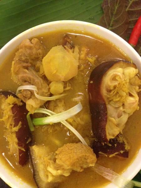 Bún Giả Cầy Nam Định