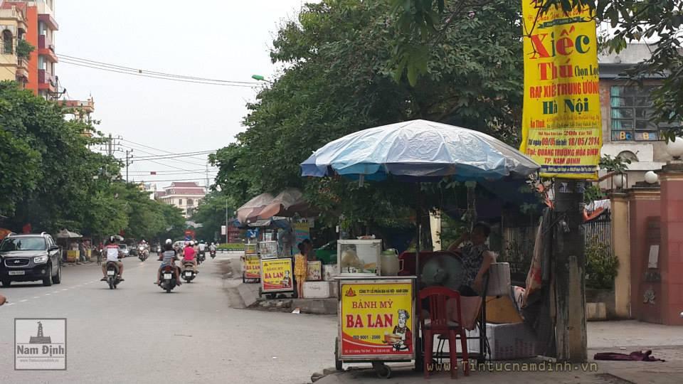 Bánh mì Ba Lan Nam Định