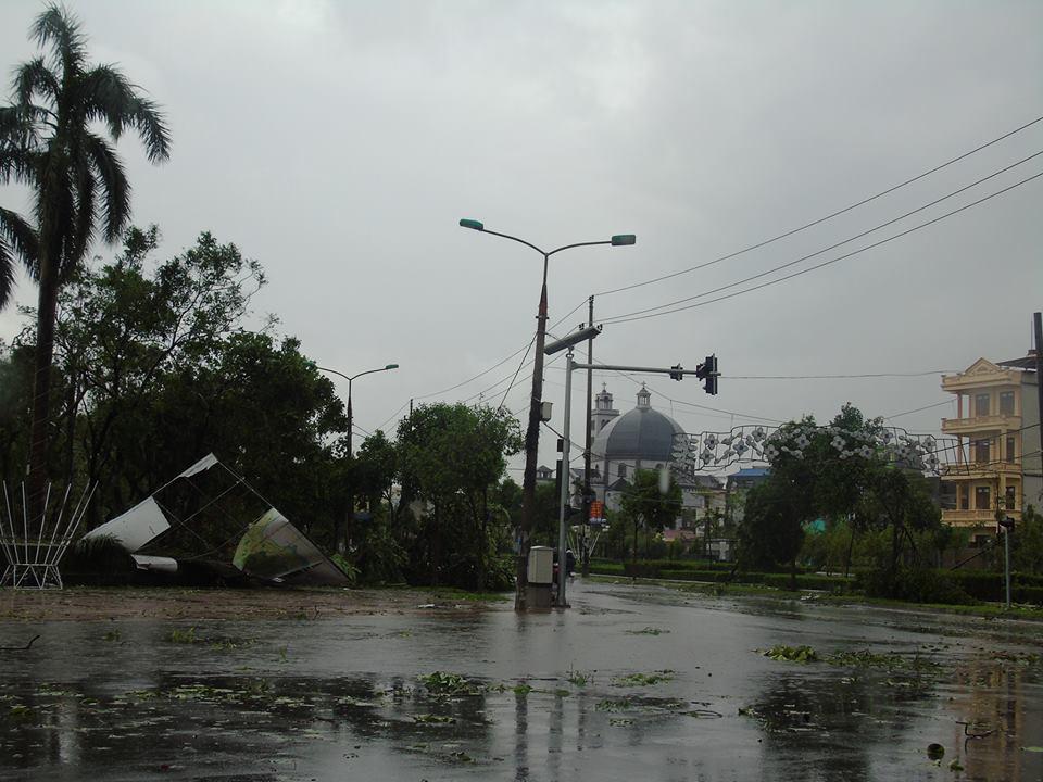 Trung tâm thành phố Nam Định