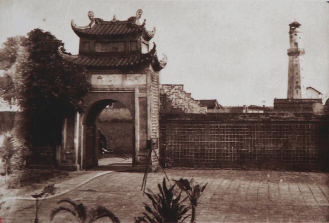 Di tích Thành cổ Nam Ðịnh