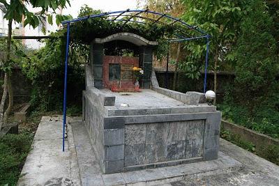 Lăng mộ nhà thơ Nguyễn Bính