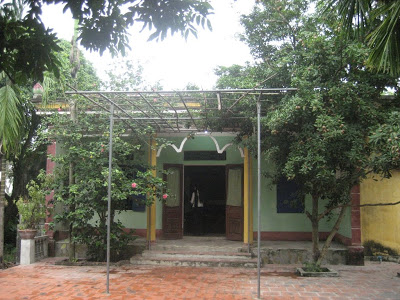 Ngôi Từ đường và Nhà Lưu niệm nhà thơ Nguyễn Bính ở Nam Định