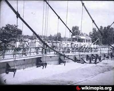 Cầu Treo Nam Định