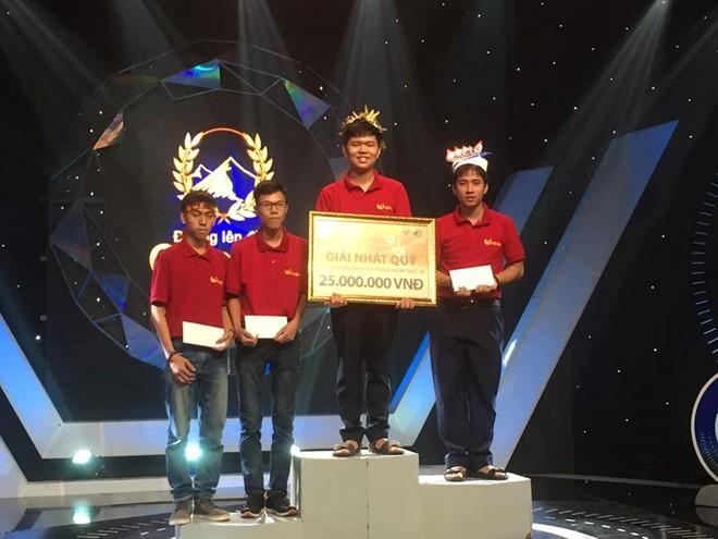 Chàng trai Nam Định tự tin trước trận chung kết Olympia