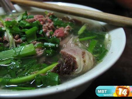 Đi tìm nét khác biệt của phở Hà Nội – Nam Định – Sài Gòn