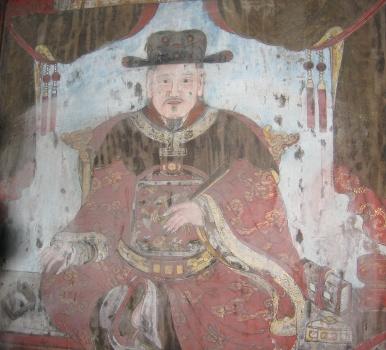 Chân dung Trạng nguyên Lương Thế Vinh