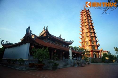 Đây là một ngôi chùa nỏi tiếng trong quần thể di tích Phủ Dầy ở tỉnh Nam Định.