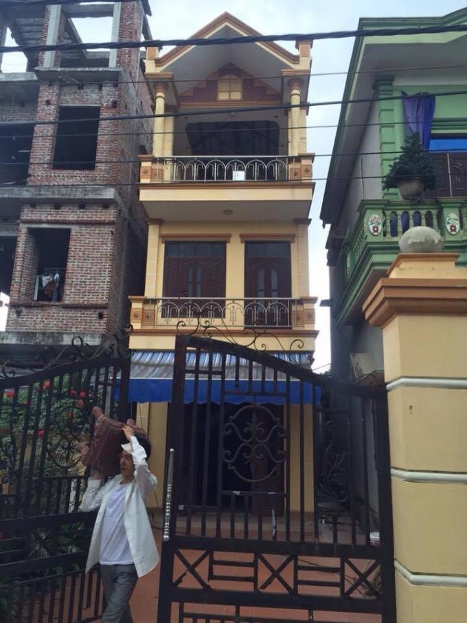 Ngôi nhà 3 tầng mà ông Dương Văn Nam đã mua