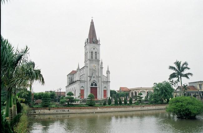 Nhà thờ Giáo xứ Lã Điền Giáo hạt Tương Nam