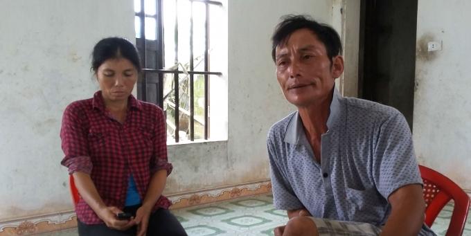 Ông Đỗ Văn Thụ cho biết sau cái chết của người con trai, cuộc sống của gia đình gần như đảo lộn hoàn toàn.