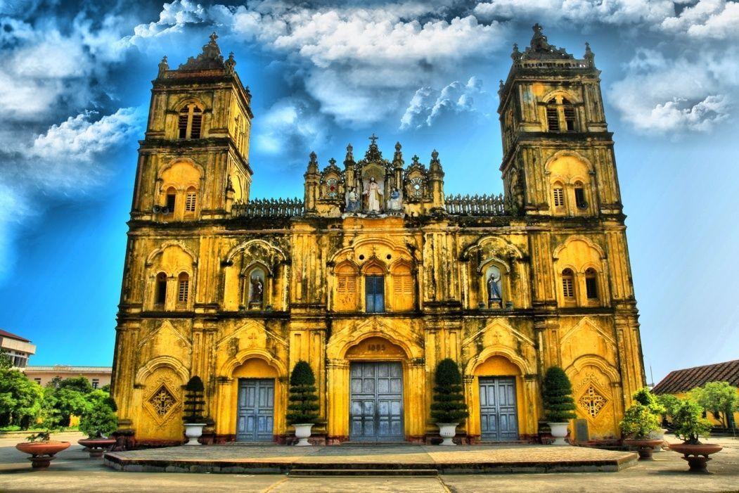 Nhà thờ Chính Tòa Bùi Chu – Nam Định