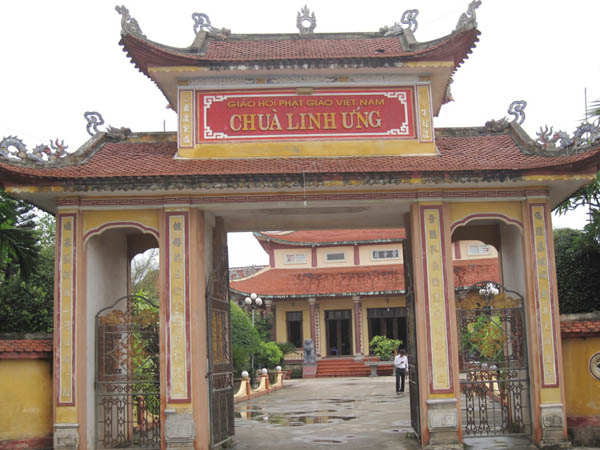Chùa Linh Ứng – Ngôi chùa của lòng nhân ái