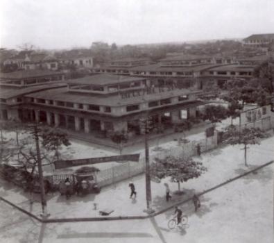 Chợ Rồng Xưa