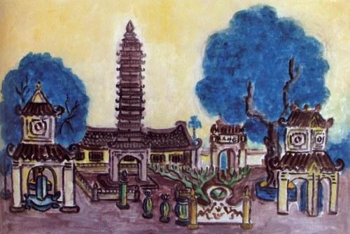 Chùa Tháp Phổ Minh