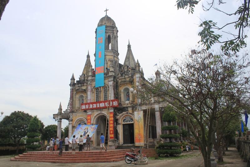 Nhà thờ Giáo xứ Nam Dương