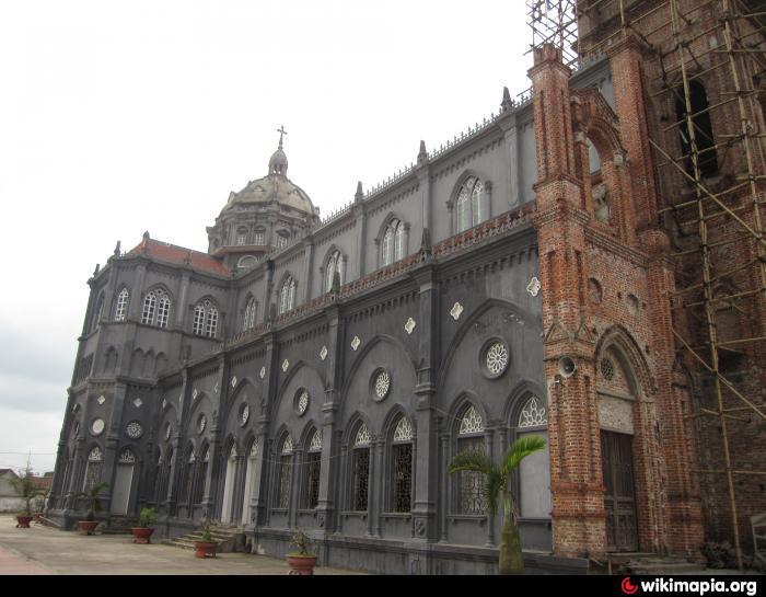 Nhà thờ Giáo xứ Trực Chính – Nam Trực Nam Định