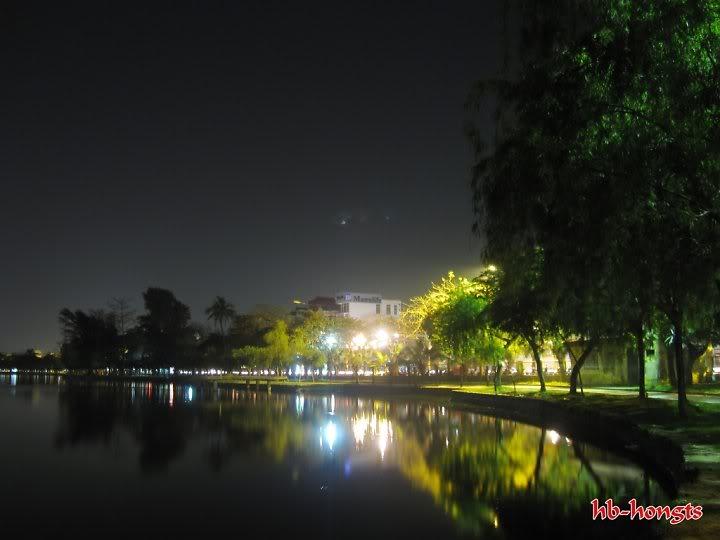 [Photo] Nam Định về Đêm