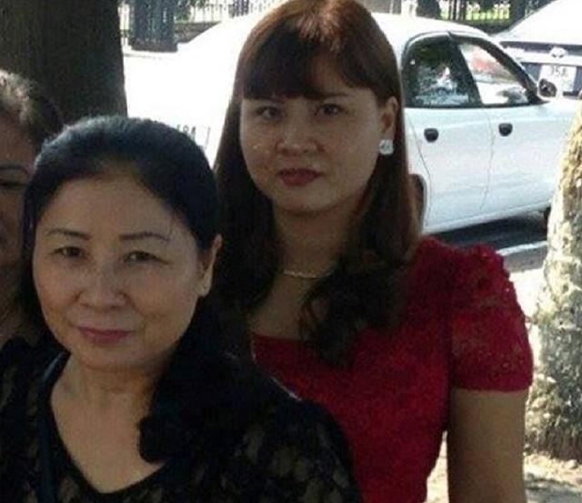 Hai mẹ con Sim, Huyền