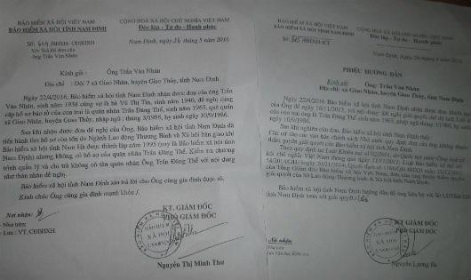 Giao Thủy Nam Định: 30 năm đi hỏi giấy báo tử cho con