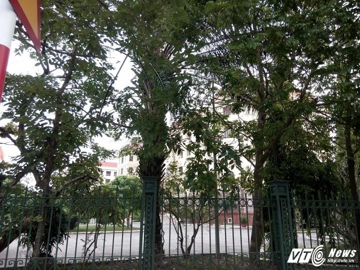 Bà Vân đã không đến UBND tỉnh Nam Định làm việc kể từ ngày 6/10.
