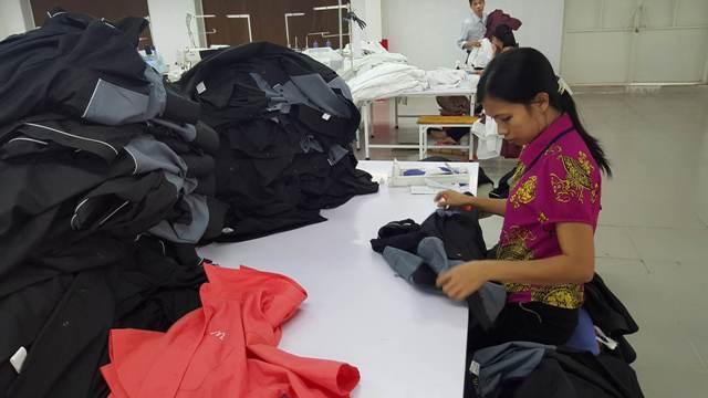 Nam Định: Nhà máy may xuất khẩu tổng mức đầu tư 70 tỷ đồng đi vào vận hành