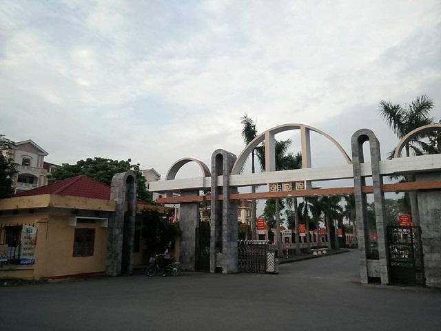 UBND huyện Ý Yên (Nam Định)
