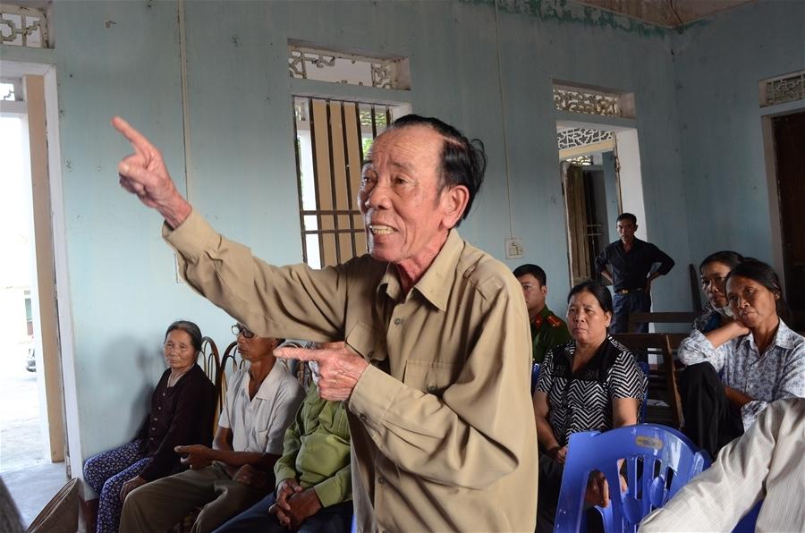 Như mọi lần, các ý kiến phát biểu của người dân đều tập trung cáo buộc  Công ty Tùng Dương gây ô nhiễm môi trường, đe dọa sức khỏe, tính mạng của họ.