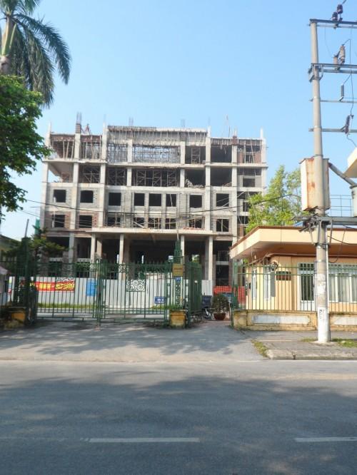Kho bạc Nhà nước Nam Định, nơi xảy ra vụ việc.