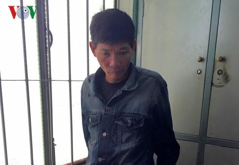 Đối tượng Trần Quý Minh.