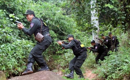 """]""""Chiến dịch 135"""" đã khiến giang hồ Nam Định dần tan rã (ảnh minh họa)"""