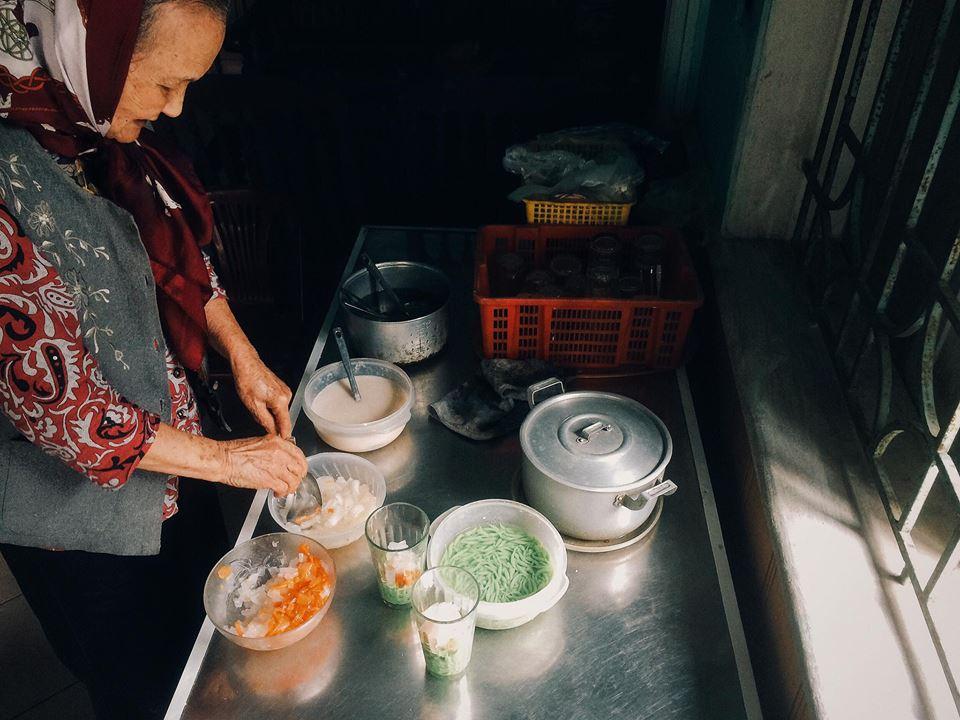 Chè thái, quà vặt Nam Định