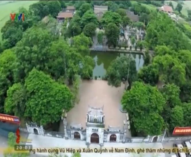 Dấu ấn văn hóa thời Trần ở Nam Định