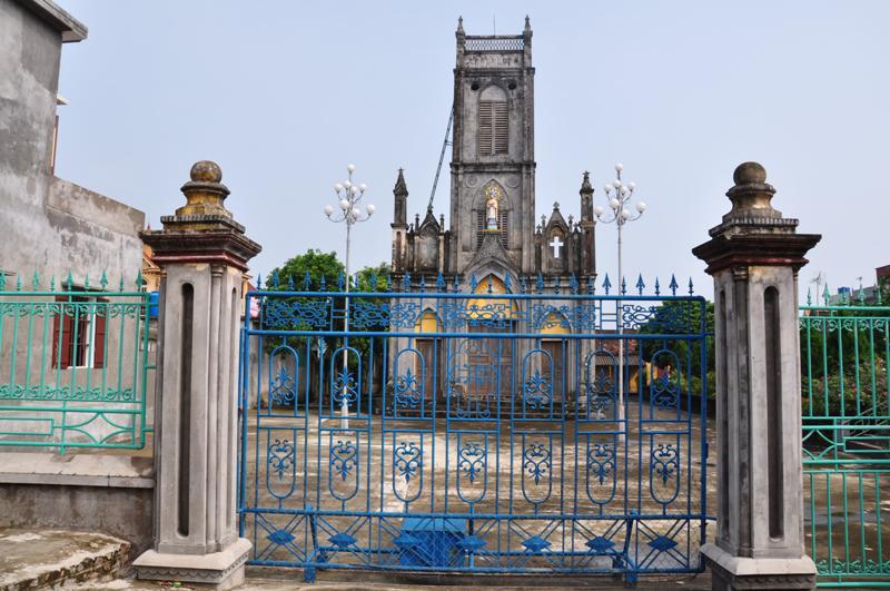 nhà thờ Giáo họ Phanxicô