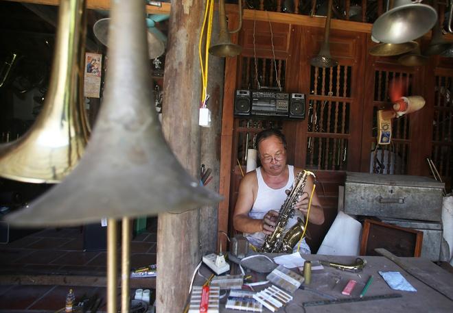 Gia đình ông Cường có công lớn trong việc hình thành làng nghề kèn đồng Phạm Pháo. Người đầu tiên đặt nền móng cho nghề là ông Nguyễn Văn Biên (bố ông Cường), vào những năm 1950 khi người dân nơi đây vẫn chỉ biết đến nghề làm nông là chính.