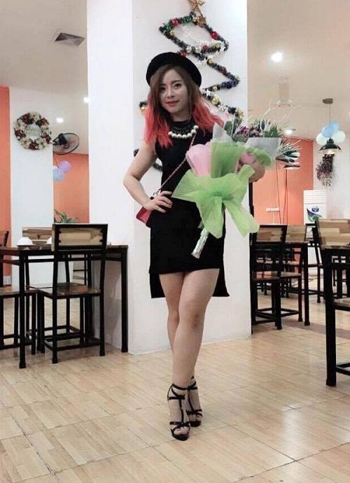 Chị Huyền Thanh lột xác hoàn toàn sau khi giảm cân