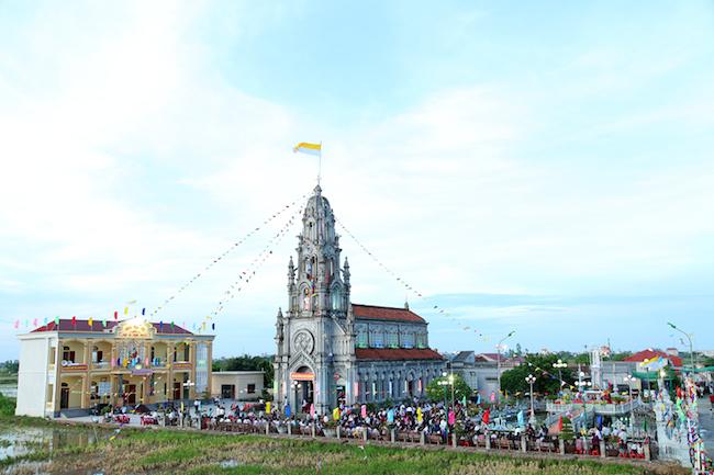 Nhà thờ Giáo họ Phaolô – Xuân Trường Nam Định