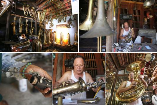 Làng làm kèn Tây duy nhất cả nước tại Nam Định