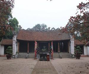 Đền Thiên Trường thuộc Đền Trần Nam Định