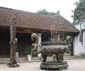 Đền Cố Trạch thuộc Đền Trần Nam Định