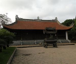Đền Trùng Hoa thuộc Đền Trần Nam Định