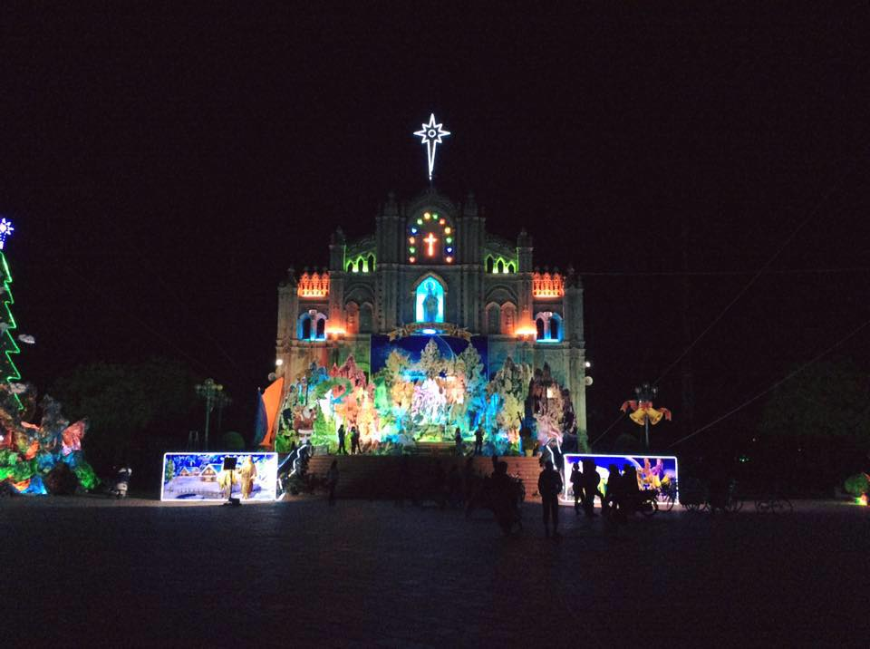 Nhà thờ Giáo xứ Ngưỡng Nhân – Giao Thủy Nam Định