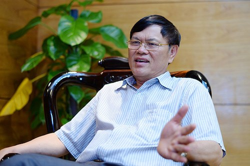Ông Phạm Quang Dũng.