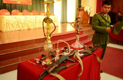 Tiết lộ thủ đoạn tinh vi trong đường dây ma túy đá khủng ở Nam Định