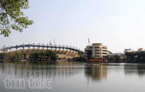 Hạ tầng thành phố Nam Định được đầu tư đồng bộ, khang trang.