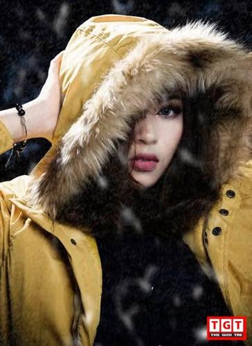 """Cô gái xinh đẹp Phương Dung tâm sự dự định của mình: """"Mục tiêu hướng tới về nghề nghiệp trong tương lai của mình là trở thành một MC chuyên nghiệp. Sau đó, mình muốn hoàn thành ước mơ lớn nhất mà mình ấp ủ là sẽ trở thành một diễn viên chuyên nghiệp""""."""